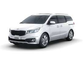 Kia Grand Carnival LX Get On Easy Imstallment 3% Mark up Ratio