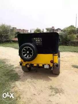 Jeep mahindra