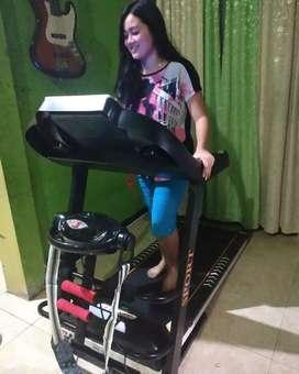 Treadmill elektrik mnc best seller ( garansi resmi )