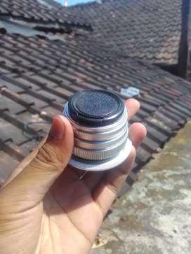 Lensa Fujian 35mm f1,7 untuk Sony E mount