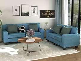 Caspian Furniture :- New 3 + 2 living Room Sofa
