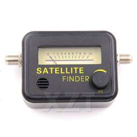 Satellite finder Meter for dish Antenna Setting Alignement