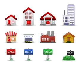 ANY TYPE OF PROPERTY IF YOU NEED ITS AVAILABLE