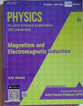 Cengage Physics Book Set For JEE MAINS and Advanced