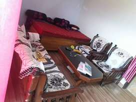 Fully Furnished Home Mussoorie Facing