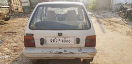 RPF 4000 maruti car