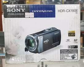 HDR-CX190E Sony Handycam On CASH And Easy Instalments.