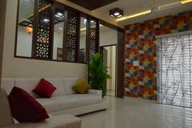 2 bhk flat with furniture at Vasana-Bhayli Road, Vadodara