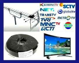 Jual Pasang Antena TV Berkualitas