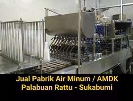Jual Murah Pabrik AMDK Aktif