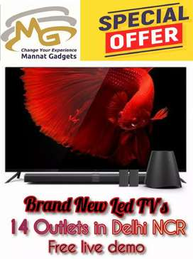 "55"" Smart LED TV (Exclusive Bumper Dhamaka sale) 