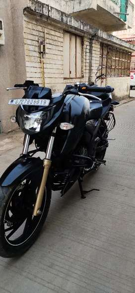 TVs Appache 200 CC for sell Model. 2017 First owner