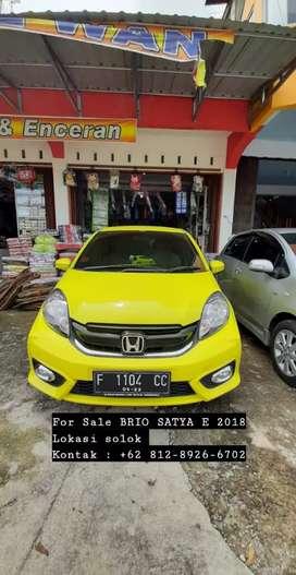 For Sale BRIO E SATYA 2018