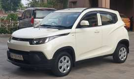 Mahindra Kuv 100 D75 K6 PLUS, 2016, Diesel