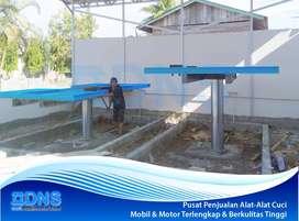 Paket Usaha cuci mobil hidrolik tipe H termurah dan bergaransi 2 tahun