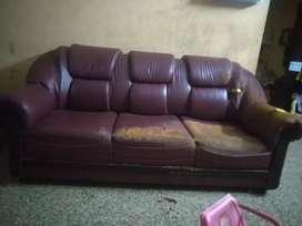 Sofa 2set 3+1+1 and 2seater