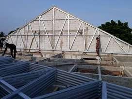 baja ringan untuk kanopi galvalum, atap rumah kantor gedung Yogyakarta