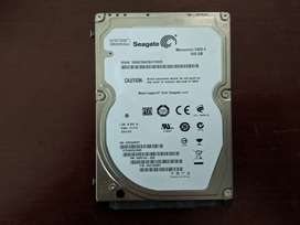 Hard disk Laptop 500gb second