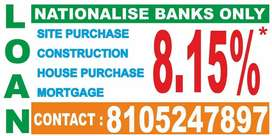 HOME LOANS AT NATIONALIZED BANKS