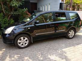 Nissan Grand Livina XV 2010 1.5 AT barang oke