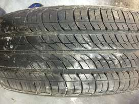 MRF Tyre From VW Polo