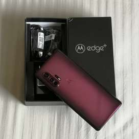 Motorola Edge+ - Smoky Sangriya - 12GB / 256GB - Bill 26/06/2020