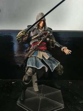 Action figure  Play Arts Kai Assassin's Creed 4 black flag edward