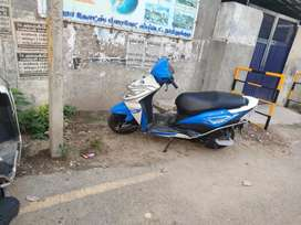 Honda Dio 2015 model, Best condition