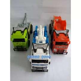Mainan Mobil Truk Konstruksi MAXIMUM Bagus Murah