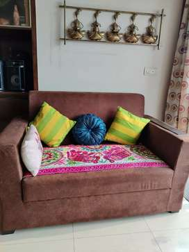Sofa two+two very good in condition