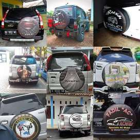 Ford Everest/Rush/Terios/Panther/Cover/Sarung Ban Legenda bergaya, pal