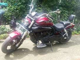 Hyosung Aquila Pro GV 650 cc Great pick up