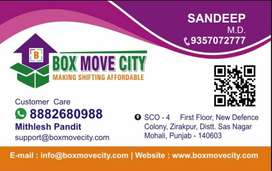 BOXMOVE CITY Packers Movers in india