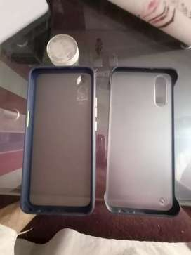 Two vivo s1 cases for sale