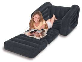 Intex Inflatable Pull Out Single Sofa Cum Bed 68565