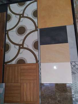 Floor and wall tiles