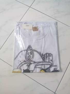 Kaos Untuk Pria Ukuran L bergambar Punakawan .