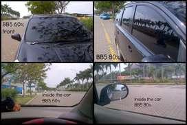 Spesialis pasang kaca film mobil dan gedung
