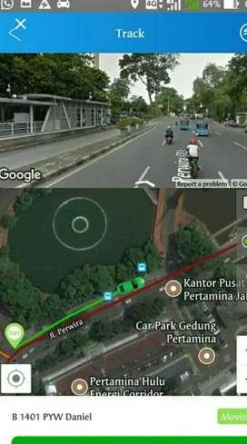 GPS TYPE GT 06N concox menggunakan google api.