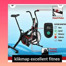 sepeda statis platinum bike twen TM-545 alat olahraga