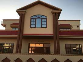 Well situated 2 bhk semi furnished home for family