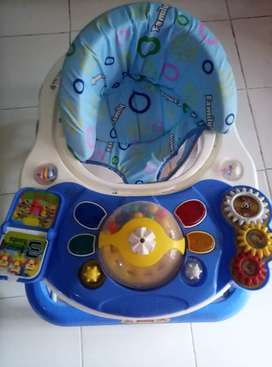 Jual baby wolker family