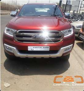 Ford Endeavour 2.2 Trend Manual 4x4, 2017, Diesel