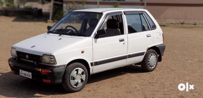 Maruti Suzuki 800 Std BS-III, 2007, CNG & Hybrids 0