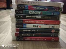 Ps3 cds in good condition