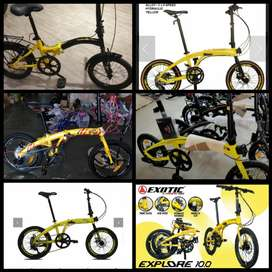 Sepeda Edisi Warna Banana Yellow IDR 2.750-7.500