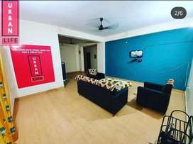 Fully Furnished flats availbale for Studends and working bachelors