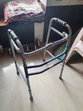 Foldable Adjustable Walker