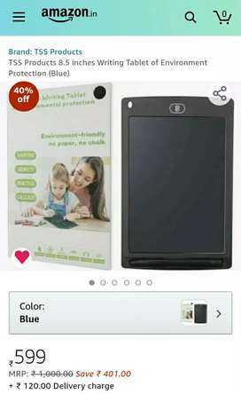 Brand:TSS Products 8.5 inches WRITING Tablet of Environment Protection