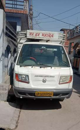 Ashok Leyland pickup in good condition.